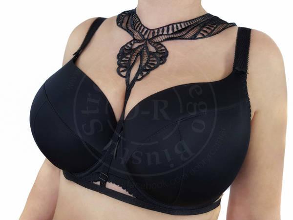 Collar Q101 czarny Harness