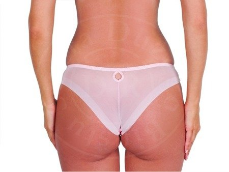 Tanga Holly M300 pudrowy